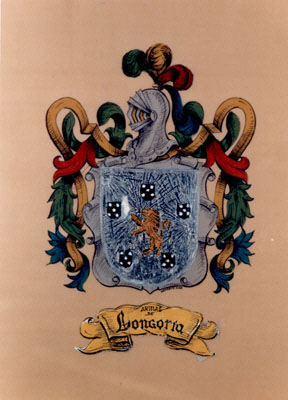 Longoria coat of arms (click to enlarge)