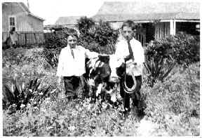 Santa Rita Ranch, ca 1918